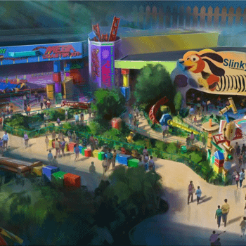 D23: Disney's Toy Story Land Will Open In Summer 2018