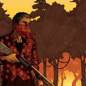 Trespasser #1 Review: A Compelling Middle-American Alien Invasion Story