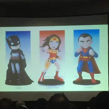 DC Collectibles: Artist Alley And The Figures DC Wont Give Me Pictures Of