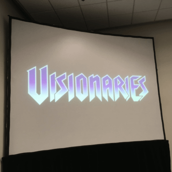 Hasbro's Visionaries Return To Comics At IDW, From Magdalene Visaggio And Fico Ossio