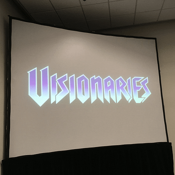 Hasbros Visionaries Return To Comics At IDW From Magdalene Visaggio And Fico Ossio