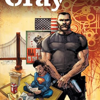 Wildstorm Universe Expands With Michael Cray Solo Book Teasing A DCU Crossover