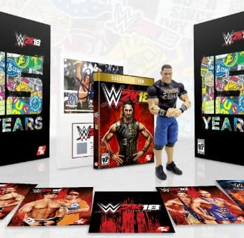 Sigh&#8230 John Cena Will Take The WWE 2K18 Special Edition