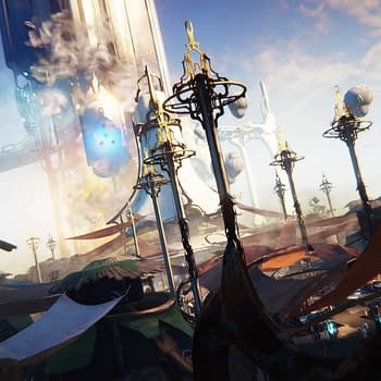 Warframes TennoCon Wrap-Up: Plains Of Eidolon The Maiden Hydroid Prime And Excalibur Umbra