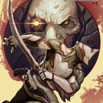 Read Warframe #1 For Free Right Now As Part Of Top Cow's Oprah-Like Giveaway