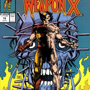 Marvels TLDR Takes On The Barry Windsor Smith Classic Weapon X