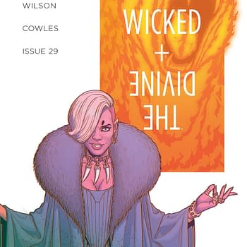 The Wicked + The Divine #29 Review: Darkness In The Aftermath