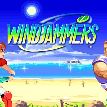 WindJammers Is Getting A PS4 And PSVita Release in August