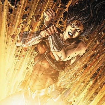 Shea Fontana On Taking Over Wonder Woman And Genetic Editing Technology