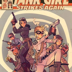 Tank Girl Strikes Again For 30th Anniversary, From Alan Martin And Brett Parson At Titan Comics