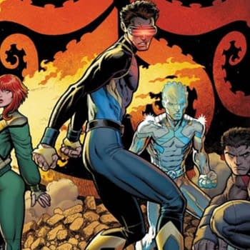 X-Men: Blue #7 Review: Lets Just Tear Up The X-Men