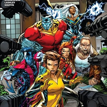 X-Men Gold #7 Review: A Very 90s Feel And Great Tie-In Comic