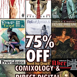 Avatar Press Runs 75% Off ComiXology Sale: Jonathan Hickman, Alan Moore, Warren Ellis, And More