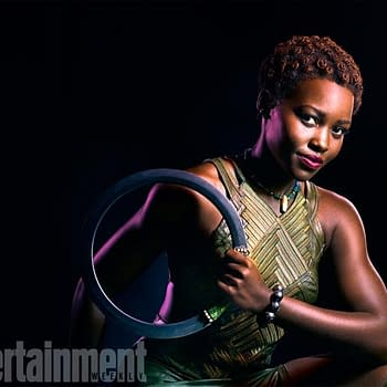 Lupita Nyongo Goes Undercover At SDCC Is Too Good For This World