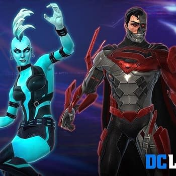 Livewire And Cyborg Superman Coming To DC Legends Mobile Game