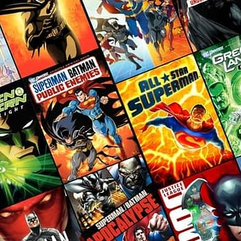 DC Animated Movies Team Talks New Film Collection Future Projects At SDCC