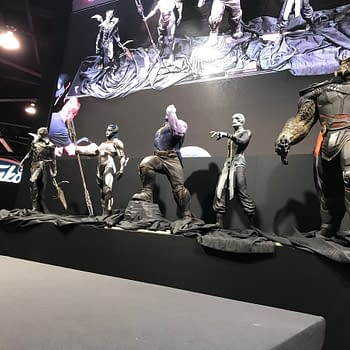 Marvel Unveils The Children of Thanos At D23
