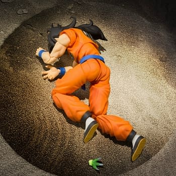 Check Out This New Dragon Ball Z Yamcha Figure