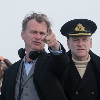 Christopher Nolan On Designing Dunkirk Specifically For IMAX