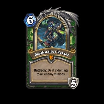 Blizzard Announces Knights Of The Frozen Throne Expansion For Hearthstone