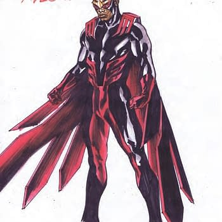 Alex Rosss Design For The Post-Secret Empire Marvel Legacy Falcon