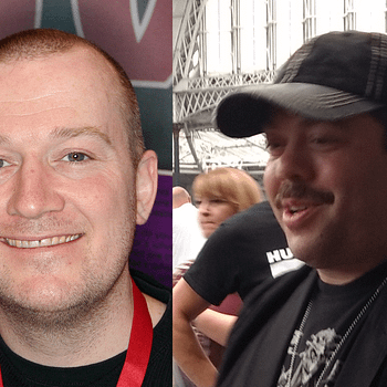 Two Death Threats Made Yesterday At London Film And Comic Con &#8211 Against Garth Ennis And Dan Fogler