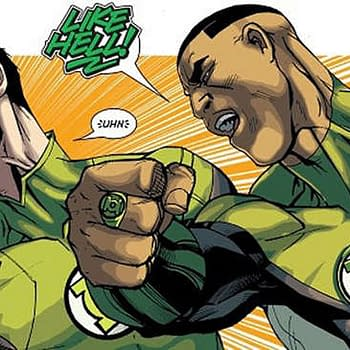 Green Lantern Corps Film Will Have John Stewart And Hal Jordan As Lead Characters