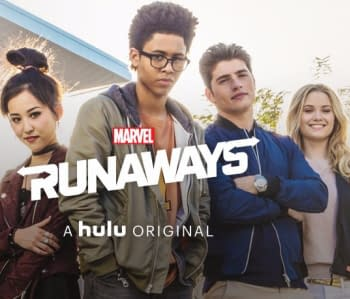 Hulu Sets Premiere Date For Marvels Runaways Other Fall Shows