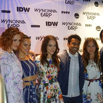 Wynonna Earp Gets Down and Parties with Show Fans at SDCC 2017