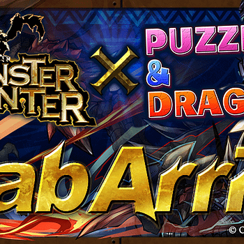 Monster Hunter Has A Puzzle &#038 Dragons Crosover Event