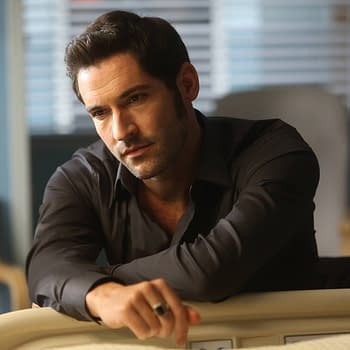 Lucifer EPs Henderson And Modrovich Explain How They Got Tom Welling To Join The Cast