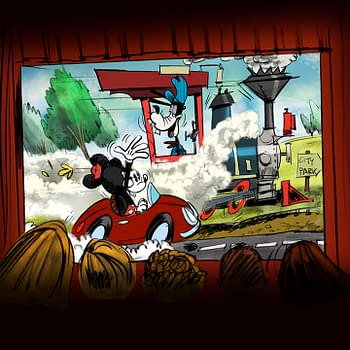 D23 Parks And Resorts Panel: Mickey And Minnies Runaway Railway The First Mickey Ride