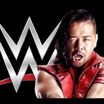 WWE SmackDown: Shinsuke Nakamura Vs Baron Corbin In A Messy Quick Match