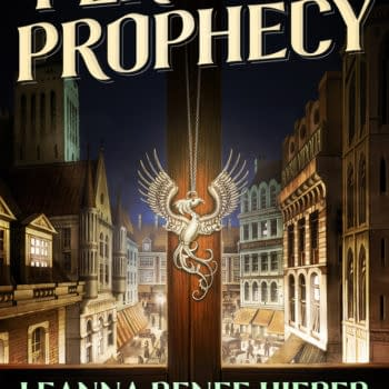 """Castle Talk: Leanna Renee Hieber On 'Perilous Prophecy', A """"Victorian Ghostbusters"""""""