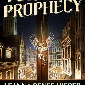 Castle Talk: Leanna Renee Hieber On Perilous Prophecy A Victorian Ghostbusters