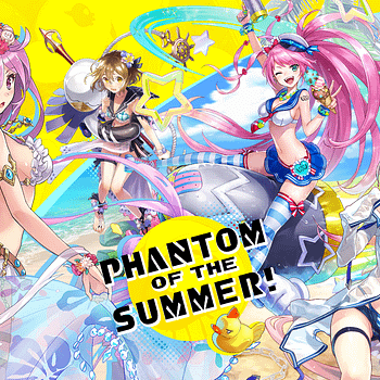 Phantom Of The Kills Swimsuit Edition Is Why I Have Lost All Faith In Humanity