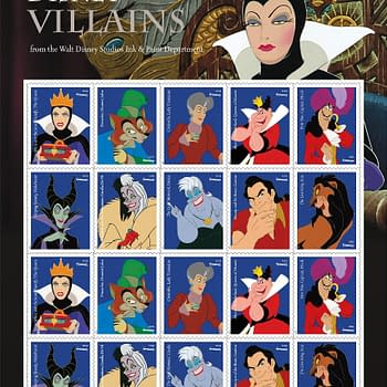 Send Annoying Chain Letters Via Snail Mail With New USPS Disney Villain Stamps