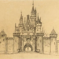 Lauren Looks Back: The History Of Sleeping Beauty Castle