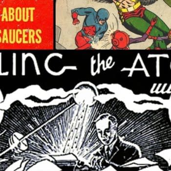 Roswell, The Beginnings Of The UFO Craze And What It Has To Do With DC Comics