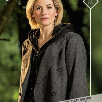 Doctor Who: Topps Trading Card For The 13th Doctor Available – That Was Fast