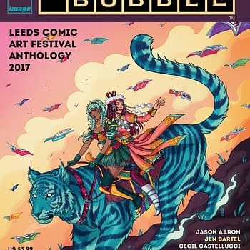 Thought Bubble Anthology 2017 Features Jason Aaron Jen Bartel Cecil Castellucci Brandon Graham Jody Houser Jason Latour Emi Lenox Simon Roy Marley Zarcone (VISUAL UPDATE)