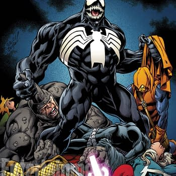 Actually Changing Industry Marvel Has Artist Mark Bagley Talk About Marvel Legacys Venom