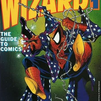 The Return Of Wizard Magazine: A Guide To Comics