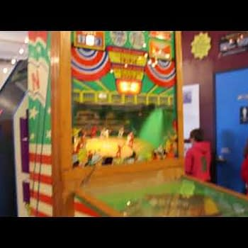 Arcade Chaser: The Silverball Pinball Museum In Asbury Park NJ