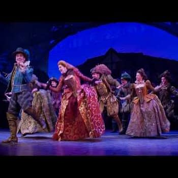 Something Rotten Review: Broadways Shakespearian Romp Lands In San Francisco