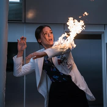 They Lit Nina Dobrev On Fire For Flatliners