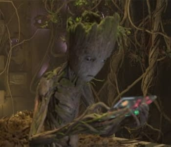 Look At Extended Cut Of Teenage Groot From Guardians 2
