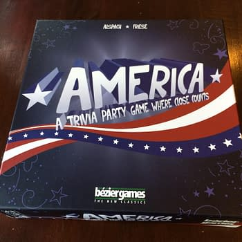 Being Close Is Good Enough: We Review America The Board Game