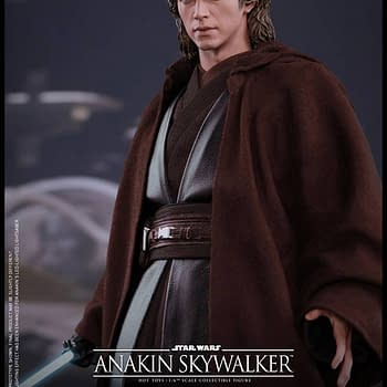 Anakin Skywalker Gets His First Hot Toys 1/6 Scale Figure