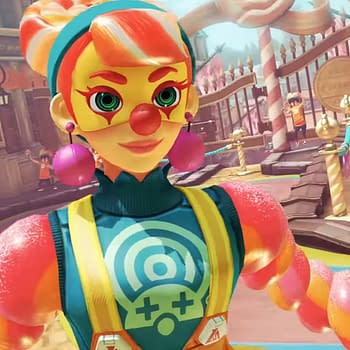 Check Out The Latest Arms Fighter: Lola Pop